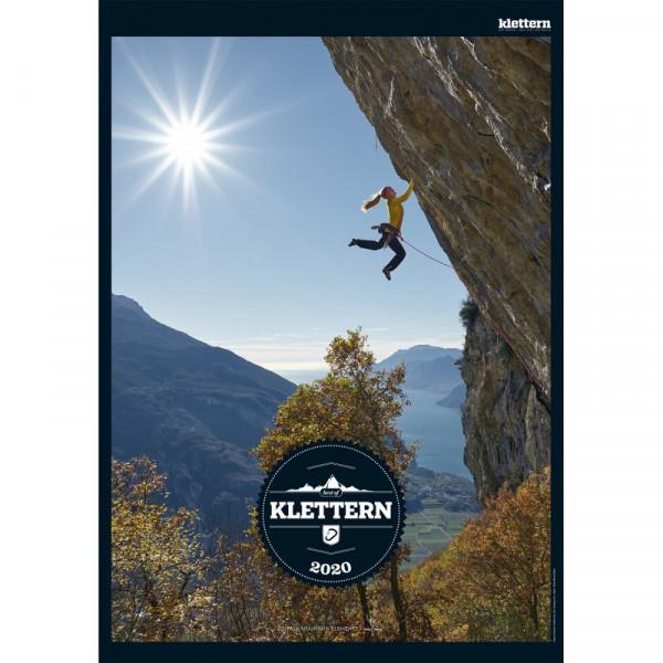 TMMS-Verlag - Best of Klettern - Kalender 2020