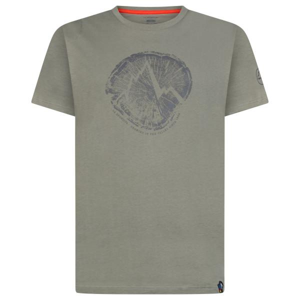 La Sportiva - Cross Section T-Shirt Men - Khaki