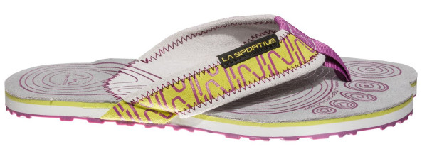 La Sportiva - Swing W´s - Purple/Apple Green - Flipflops
