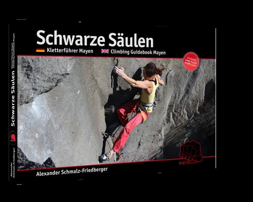 Geoquest Verlag - Schwarze Säulen - Kletterführer