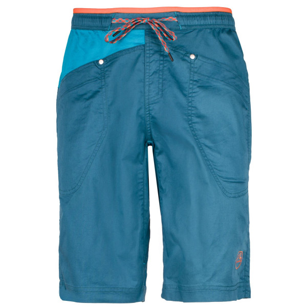 La Sportiva - Bleauser Short M - Lake/Tropic Blue