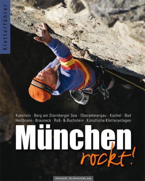 Panico Verlag - München rockt - Kletterführer