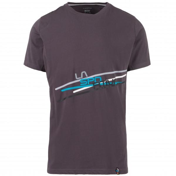 La Sportiva - Stripe 2.0 T-Shirt M - Carbon/Cloud
