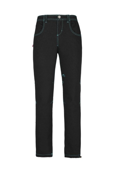 E9 - ILI S19 - Kletterhose - Woman - Black Denim