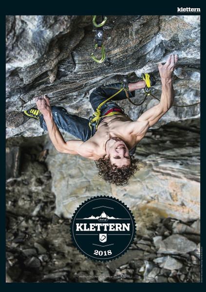 TMMS-Verlag - Best of Klettern - Kalender 2018