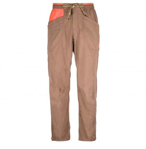 La Sportiva - Crimper Pant M - Kletterhose - Brown/Tangerine