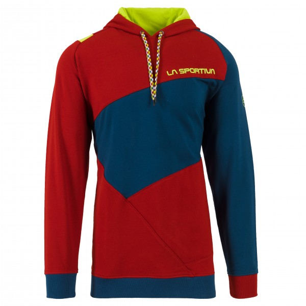 La Sportiva - Magic Wood Hoody - M - Chilli/Opal