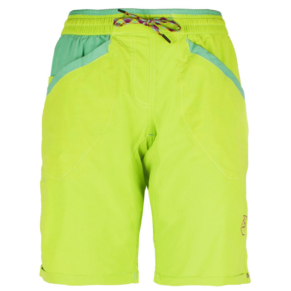 La Sportiva - Nirvana Short W - Green - Kletterhose