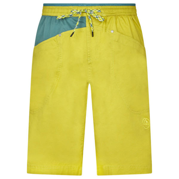 La Sportiva - Bleauser Short Men - Kiwi - Klettershort