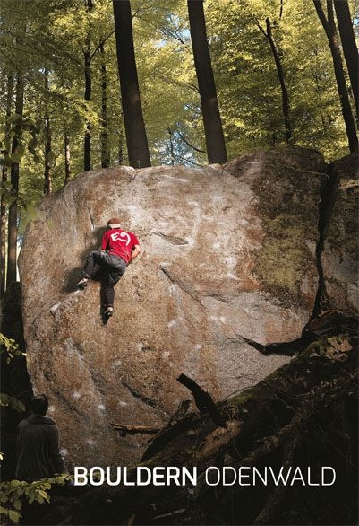 Outdoorworks - Bouldern Odenwald