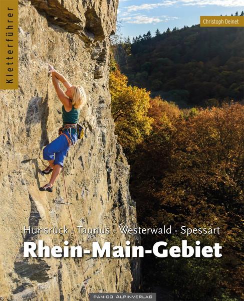Panico Verlag - Rhein Main Gebiet - Kletterführer