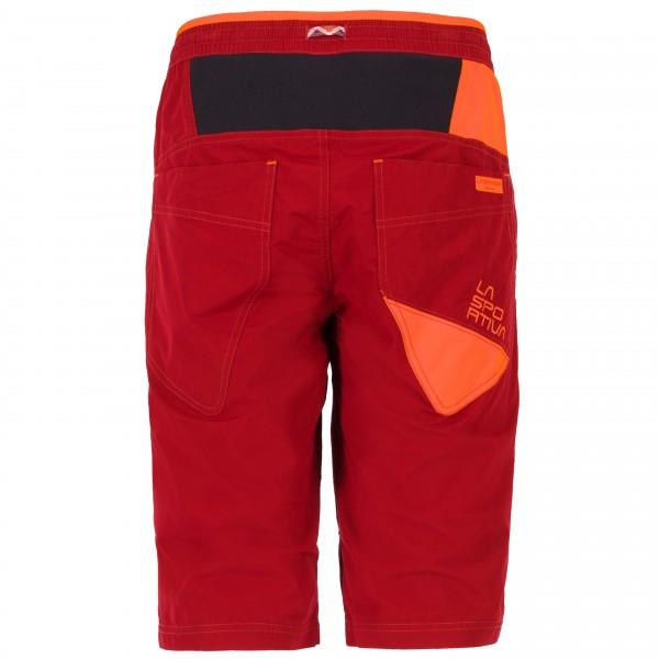La Sportiva - Leader Short M - Chilli/Pumpkin- Kletterhose