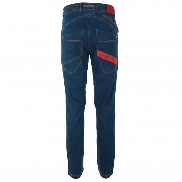 La Sportiva - Dawn Wall Jeans M - Jeans/Brick - Kletterhose