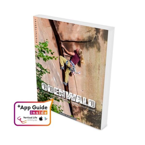 Panico Verlag - Odenwald - Kletterführer