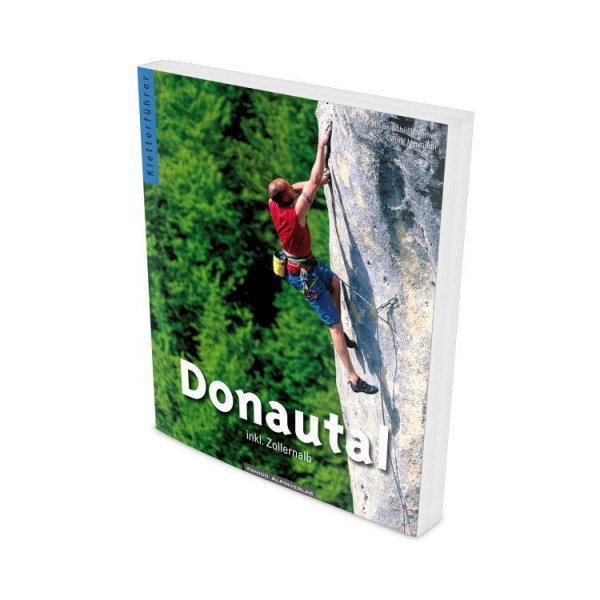 Panico Verlag - Donautal - Kletterführer