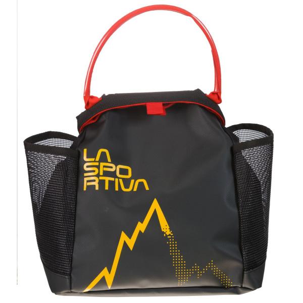 La Sportiva - Training chalk bag - black/yellow
