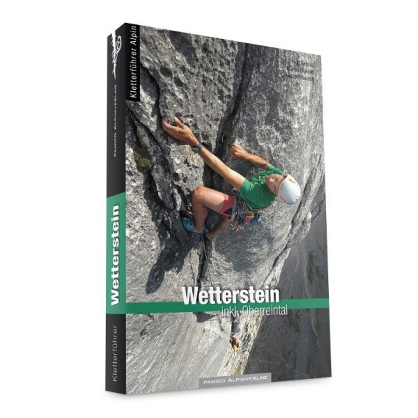 Panico Verlag - Wetterstein Nord - Kletterführer