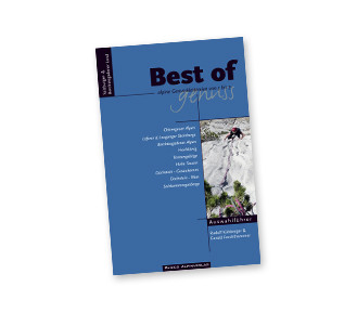 Panico Verlag - Alpen Best of Genuss Band 1 - Kletterführer