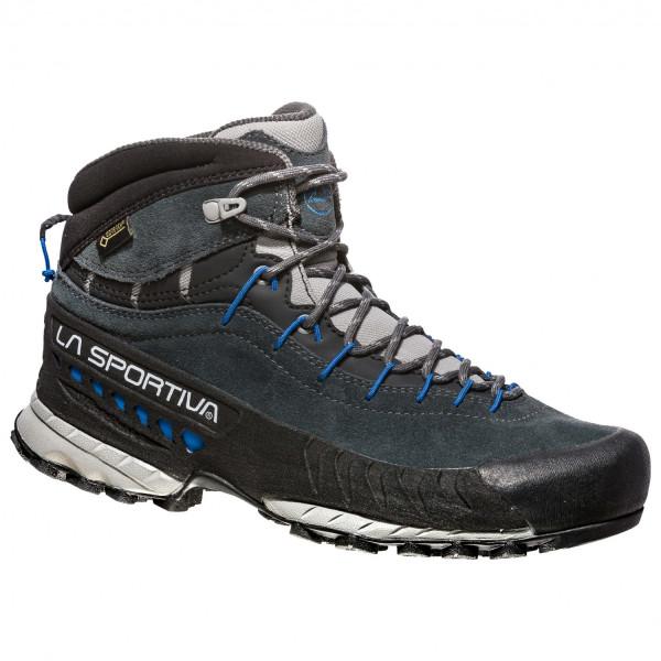 La Sportiva - TX4 Mid GTX - Damen Zustiegsschuhe - Carbon/Cobalt Blue